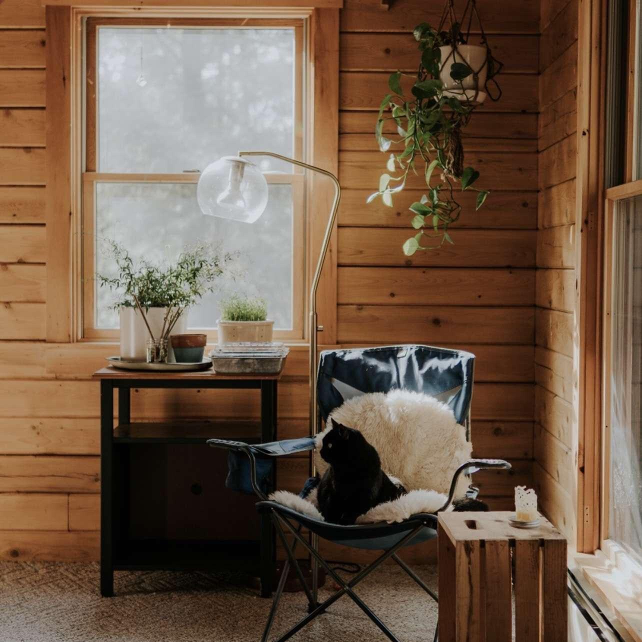 Melissa Keyser cabin decor