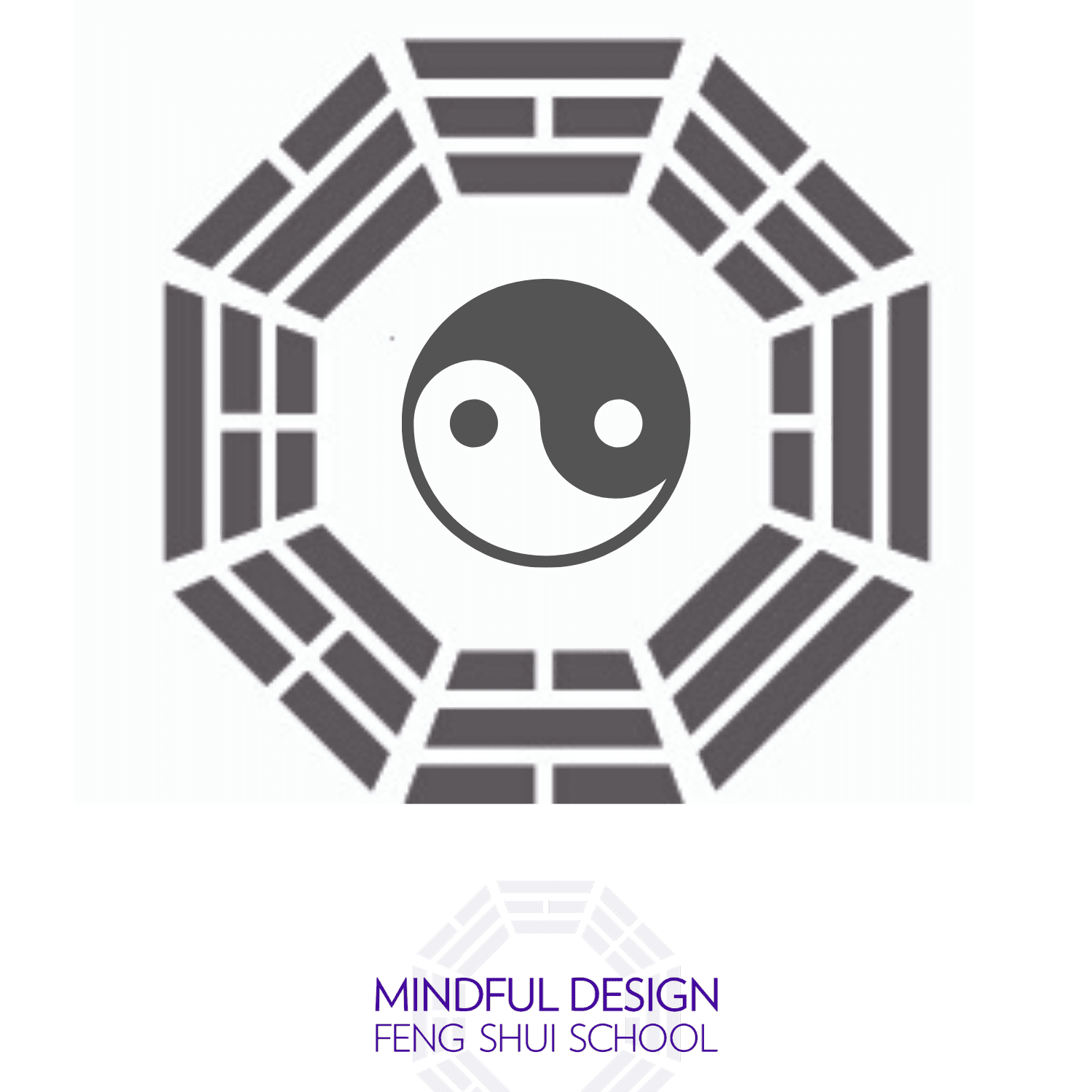 the bagua with trigrams