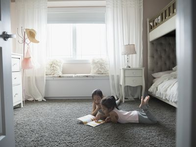 Budget Bedroom Flooring Ideas