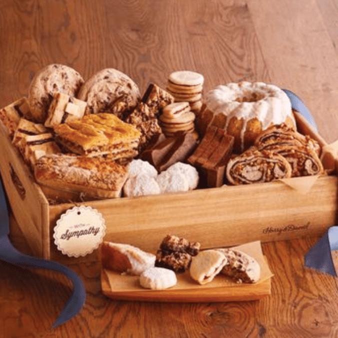 Sympathy Bakery Gift Basket