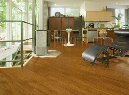 Chestnut Luxury Vinyl Plank Flooring