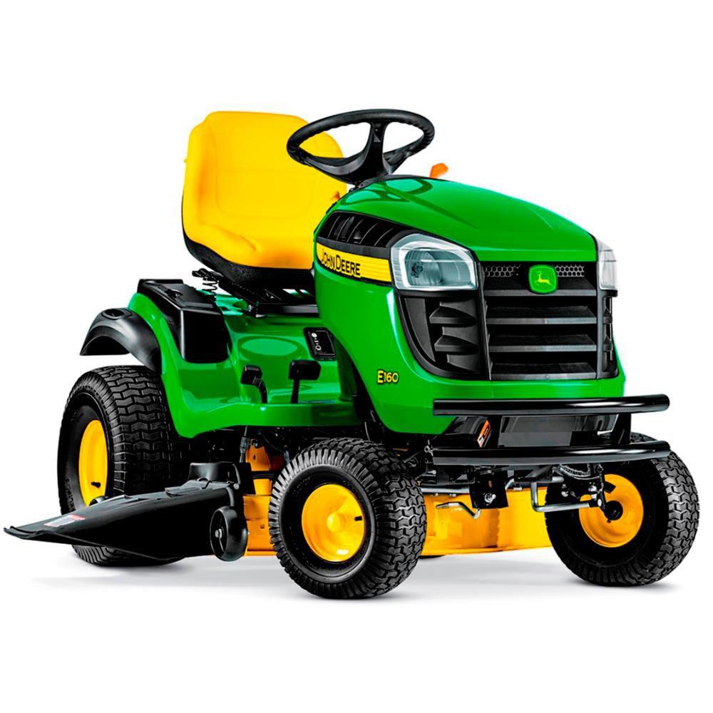 John Deere E160 48 in. Gas Hydrostatic Lawn Tractor