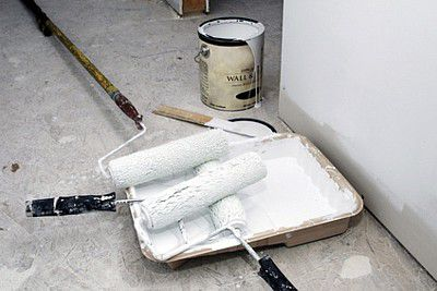 Paint storage or disposal is something you must address with each project.