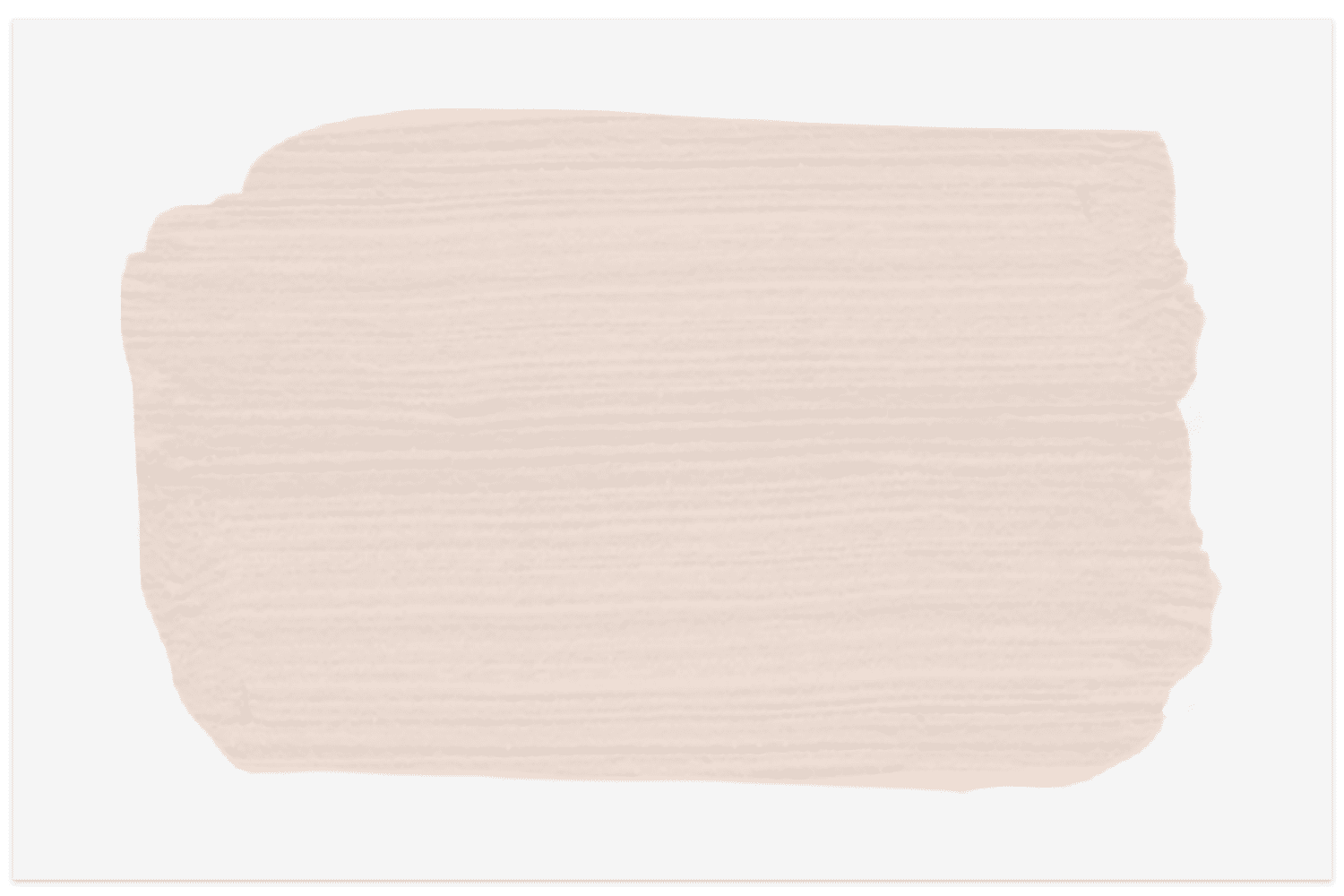 Sherwin-Williams Faint Coral swatch