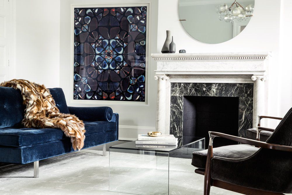 Cool 23 Marble Fireplaces For Every Aesthetic And Budget Interior Design Ideas Inamawefileorg