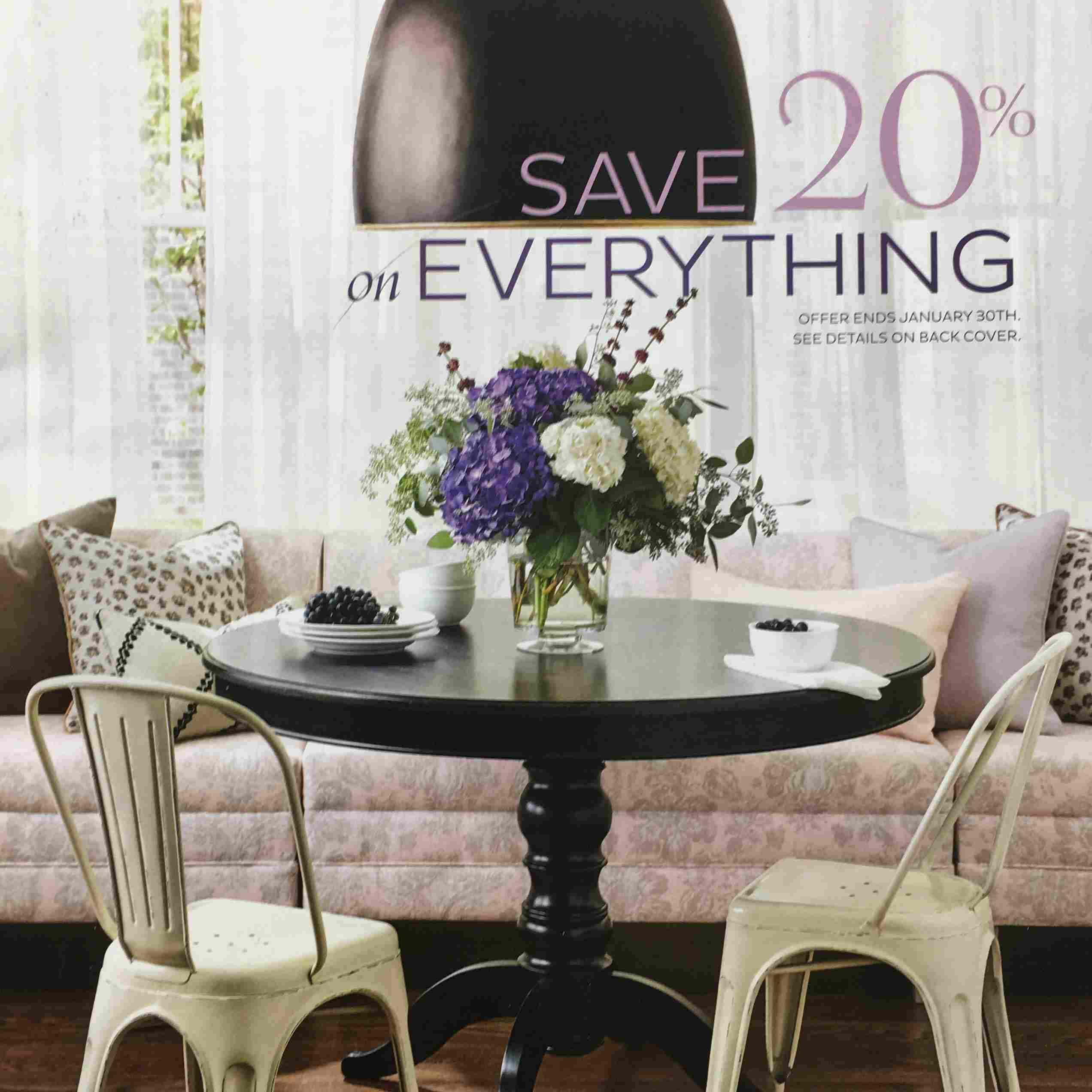Discount Home Decor Catalogs: Free Mail Order Furniture Catalogs