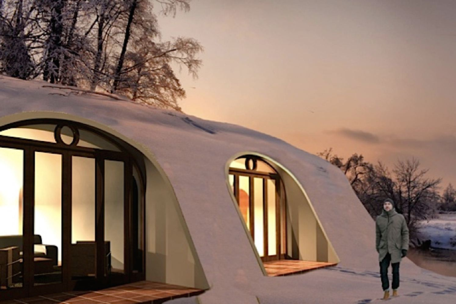 Build This Magical Hobbit House In Only Three Days