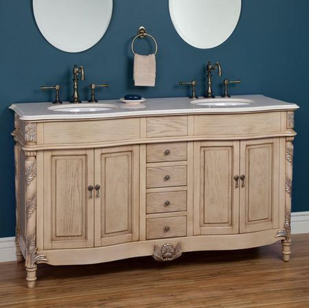 Bathroom Vanities That Look Like Antique Furniture