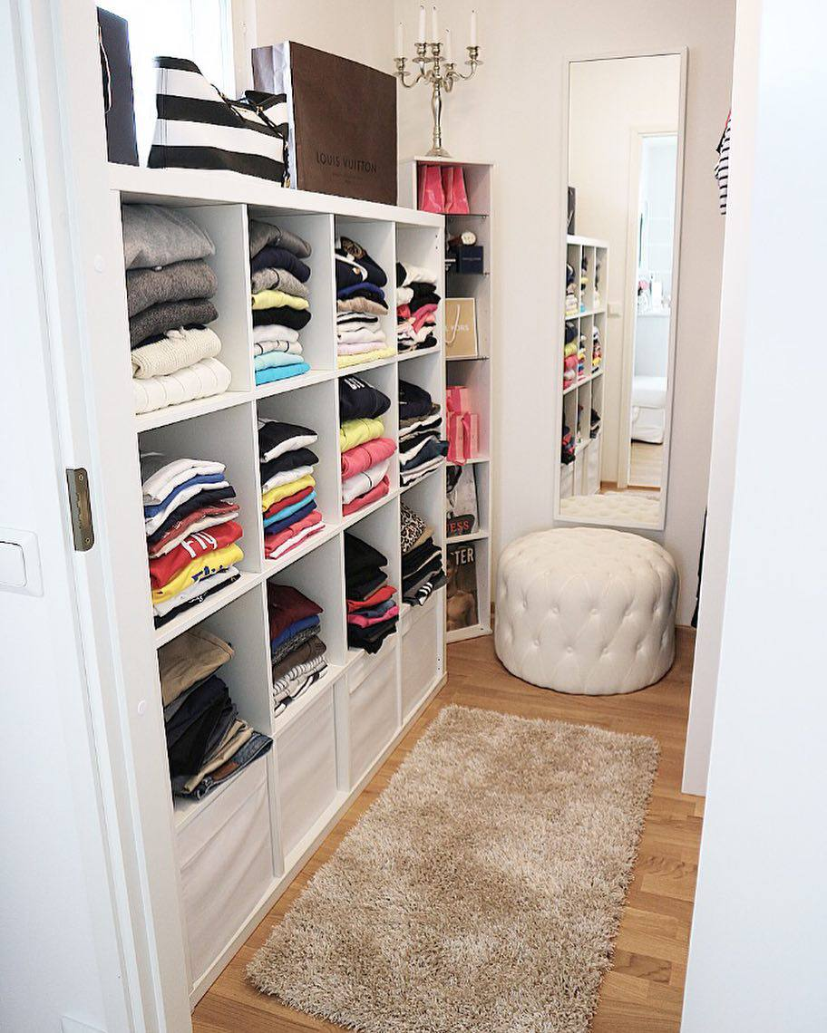 Closet Storage Ideas For Bedrooms
