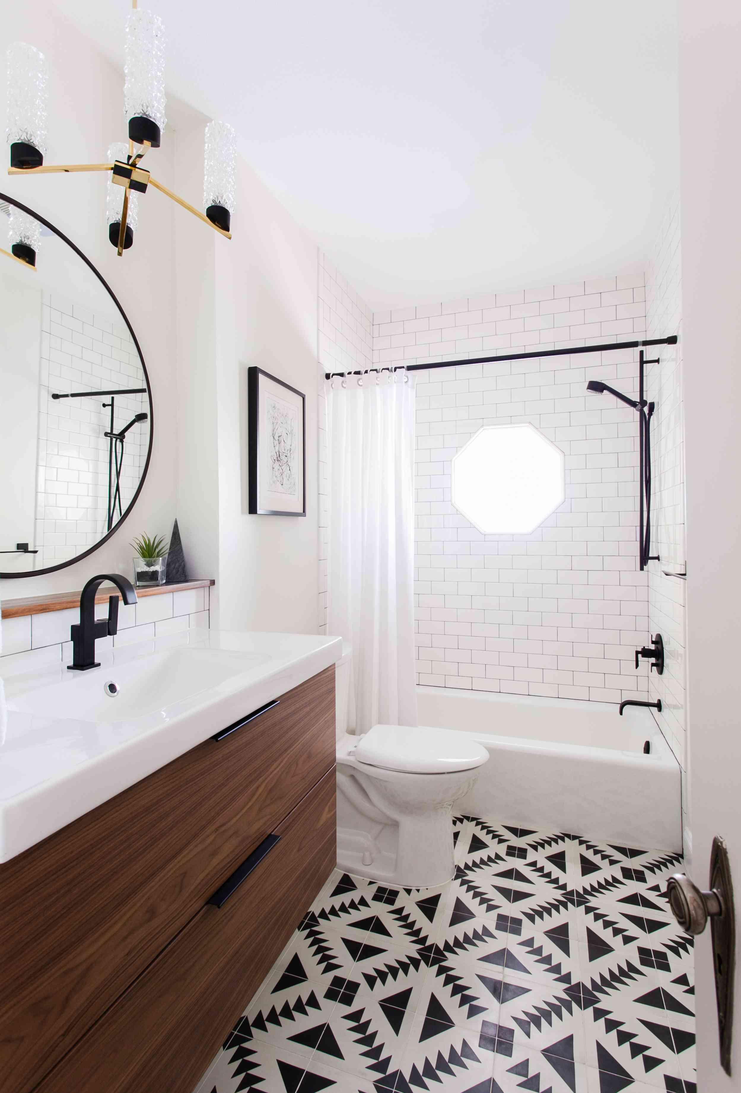 Bathroom by Erin Williamson