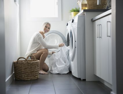 Remove Fabric Softener And Dryer Sheet Stains From Clothes