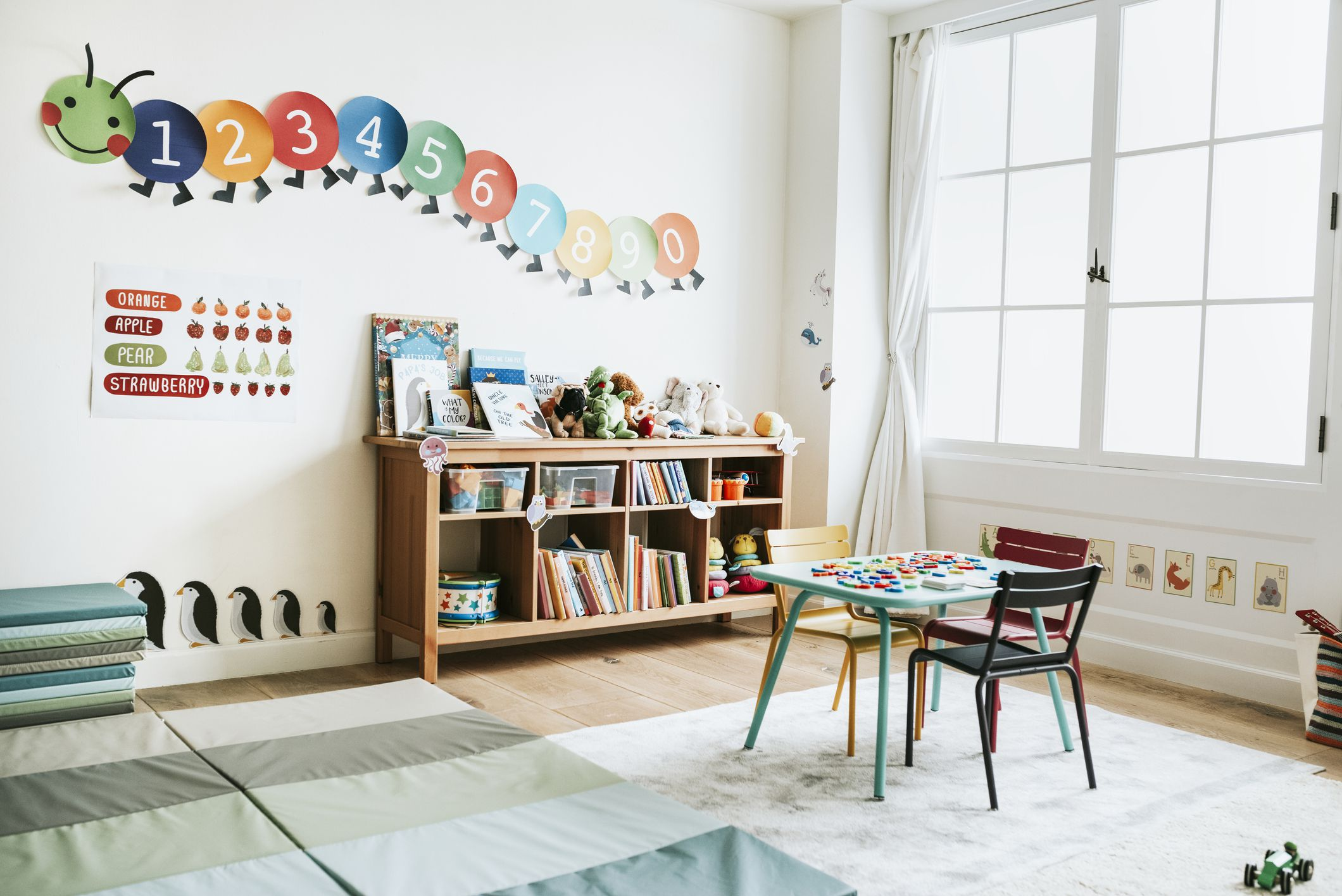 Design Tips For A Montessori Bedroom For Your Child