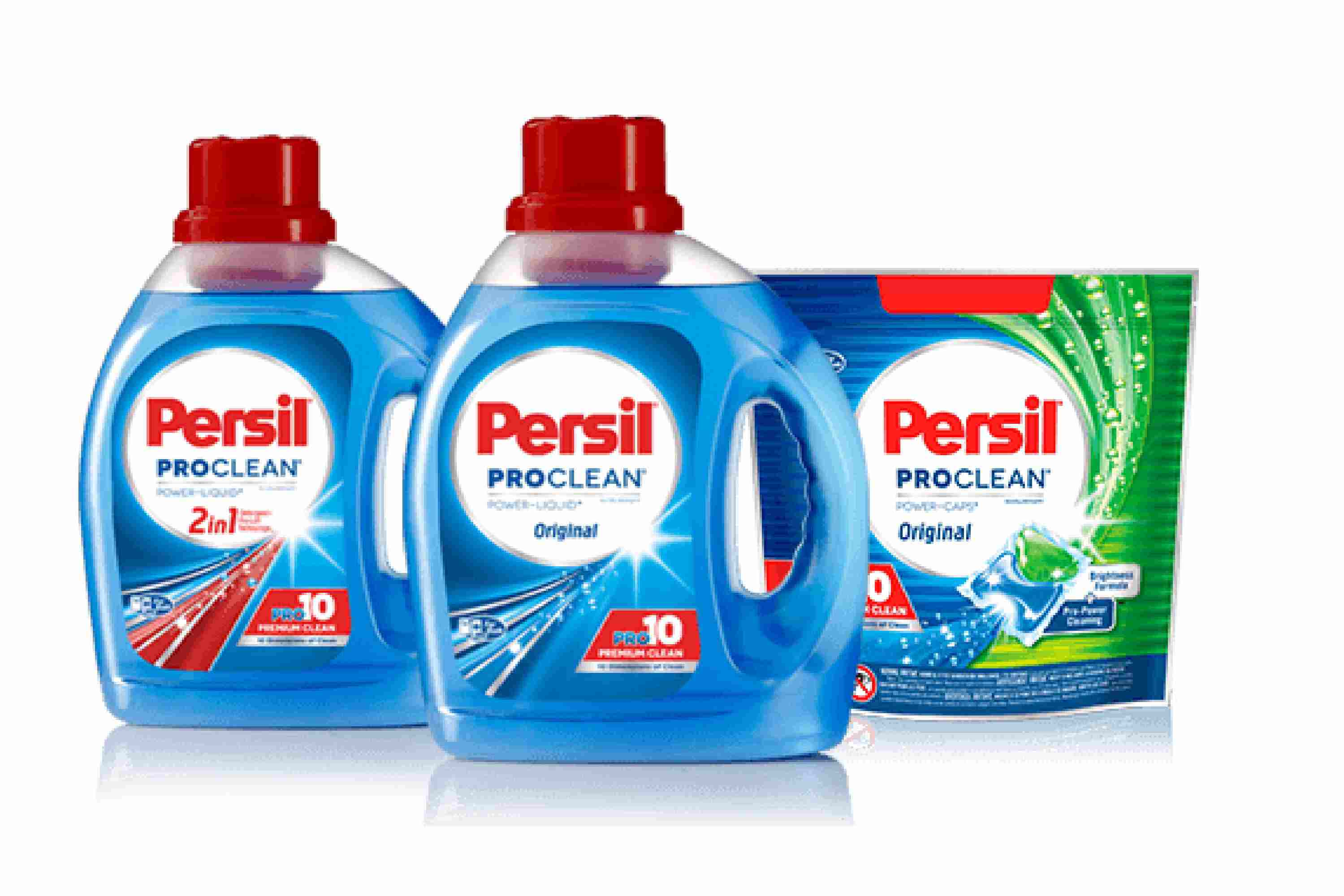 Persil Detergent Courtesy Of