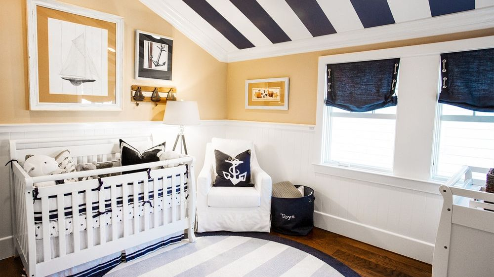 Nautical Nurseries You Ll Want To Copy
