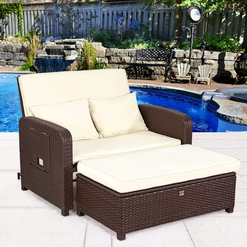 Amazing The 8 Best Outdoor Recliners Of 2019 Squirreltailoven Fun Painted Chair Ideas Images Squirreltailovenorg