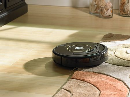 The Best Robotic Vacuums To Buy In - Roomba on hardwood floors reviews