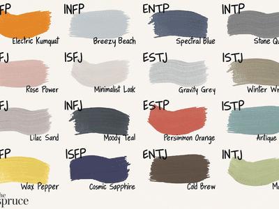 paint colors for mtbi illustration