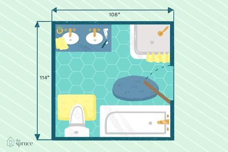 Awe Inspiring 15 Free Bathroom Floor Plans You Can Use Download Free Architecture Designs Scobabritishbridgeorg