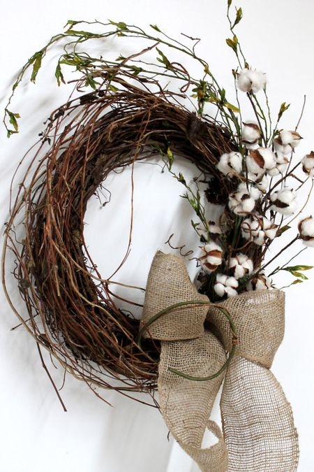 11 ideas for christmas decor that works all year - Grapevine Garland Christmas Decorations