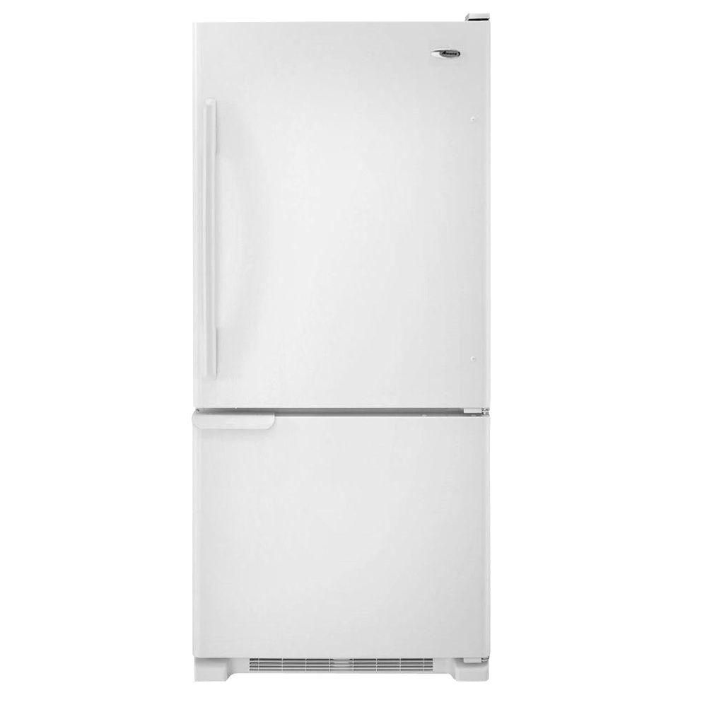 Amana 18.7 cu. ft. Built-In Bottom Freezer Refrigerator