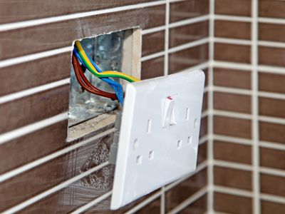 how to install an old work (retrofit) electrical box