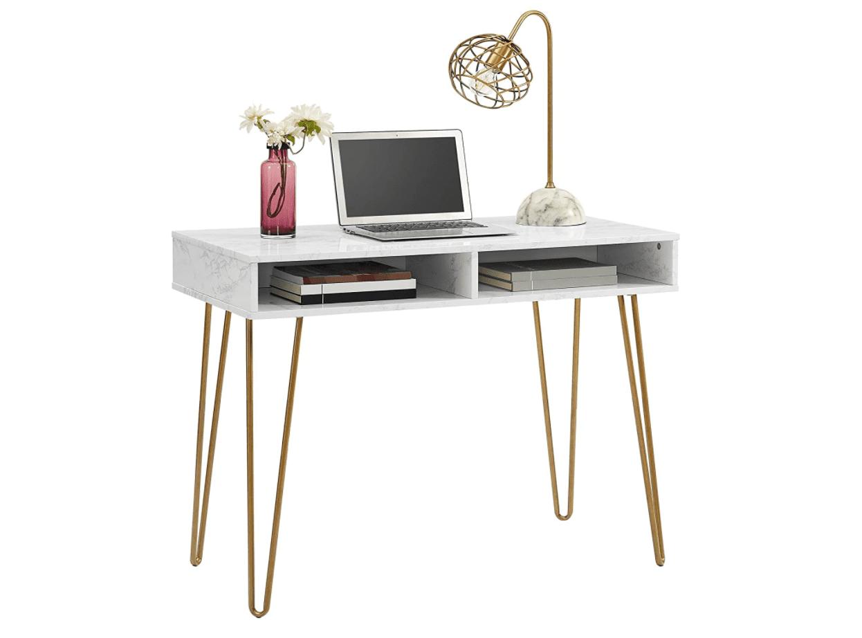 Novogratz Computer Desk with Storage
