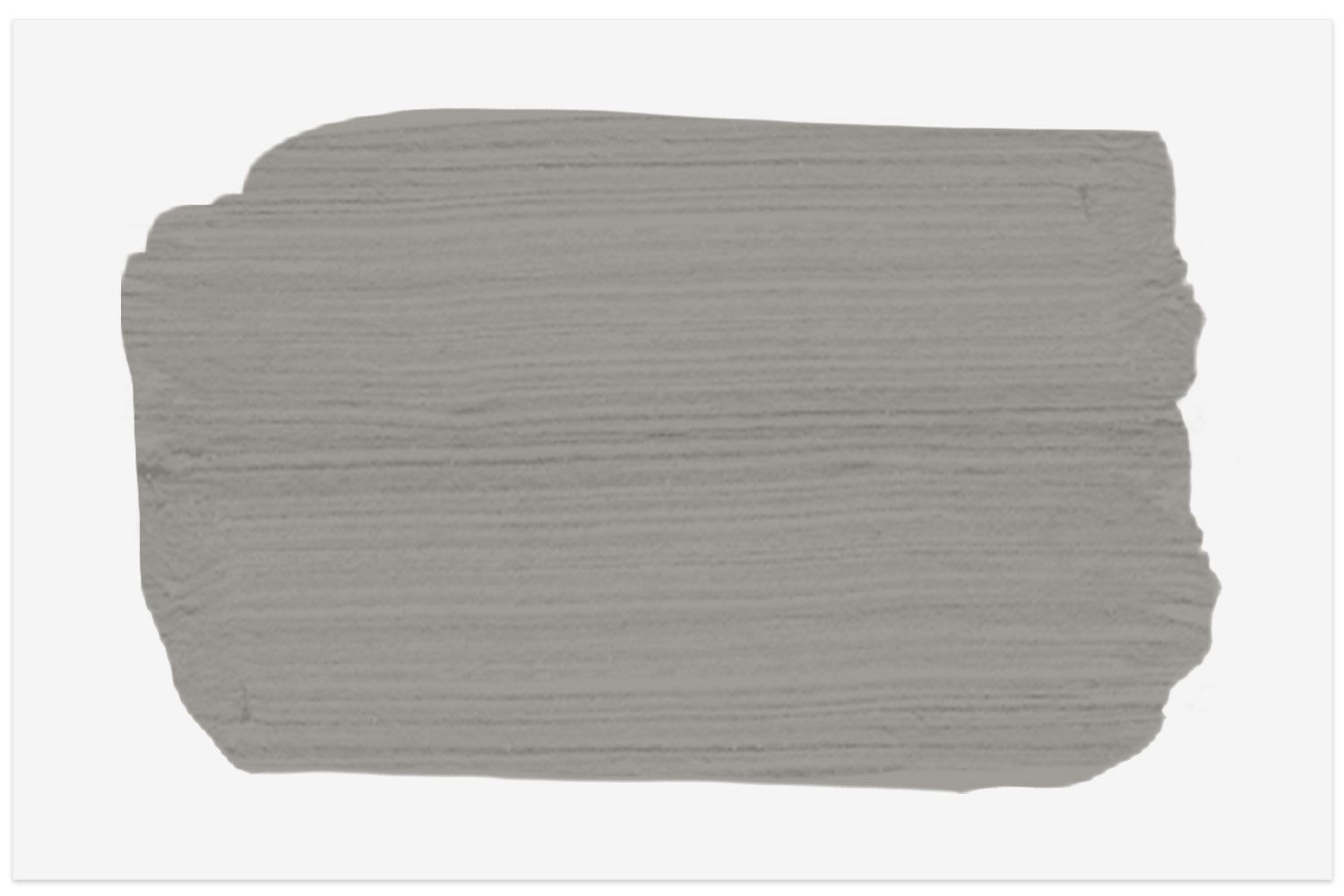 Casual Gray BNC-17 paint swatch from Behr