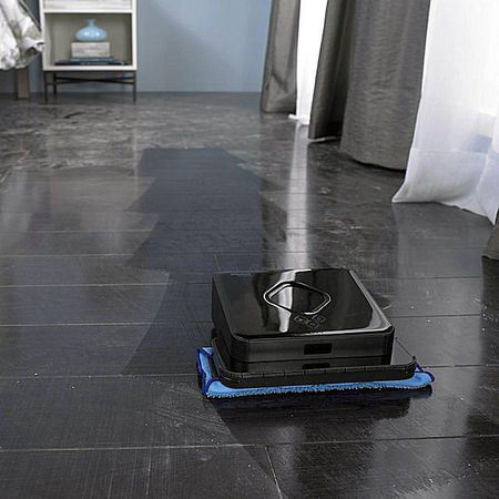 Hate Cleaning The Bathroom These Gadgets Can Help - Roomba that mops floors