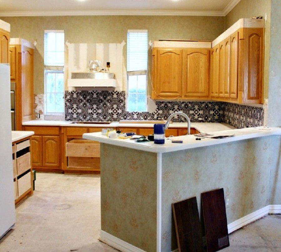 Hi Sugar Plum Kitchen Before