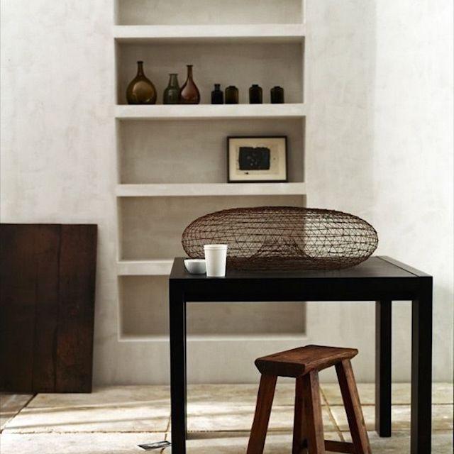 No clutter in Belgium designed space