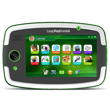 Compare the LeapFrog Epic and LeapFrog Platinum Tablet