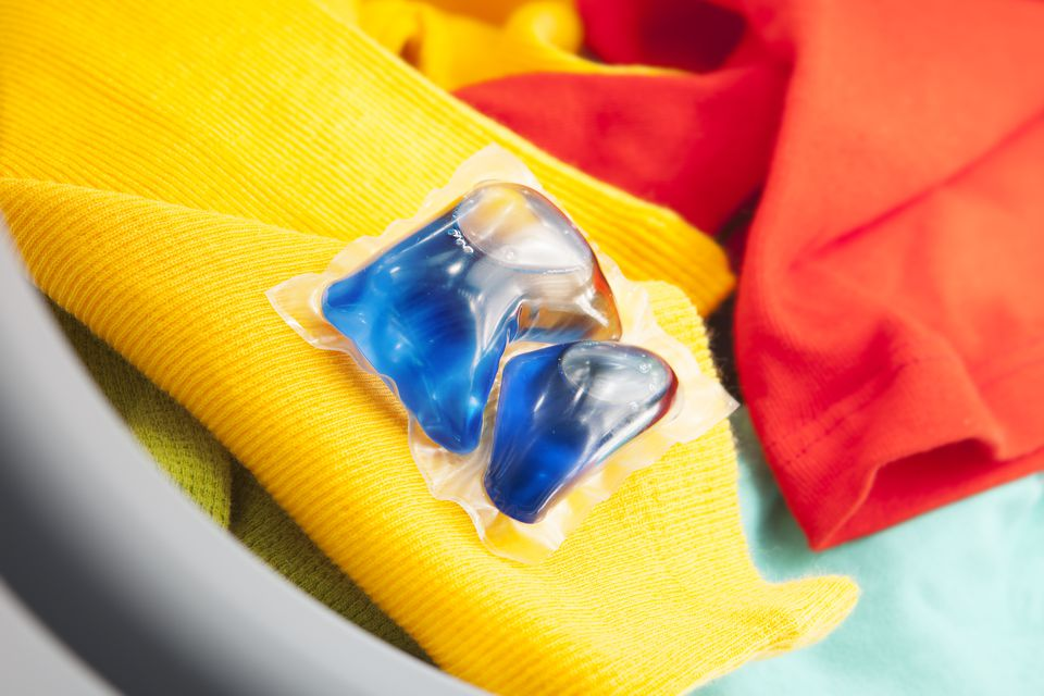 How To Use Laundry Detergent Pods Correctly