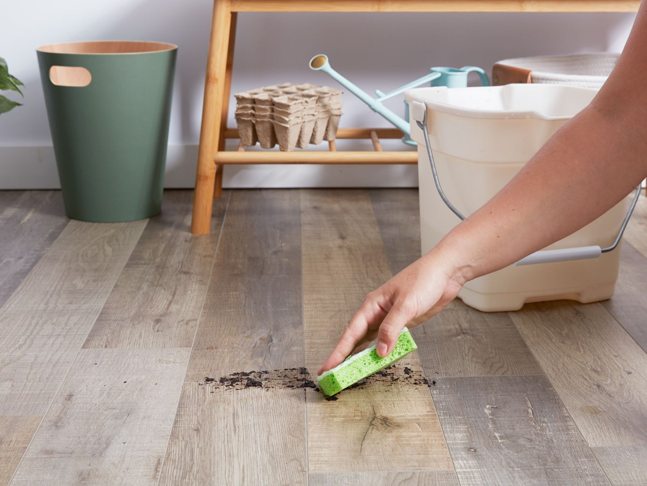 How To Clean Laminate Wood Floors, Best Way To Get Smell Out Of Laminate Flooring