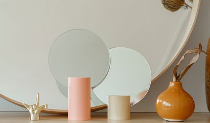 mirrors used in decor