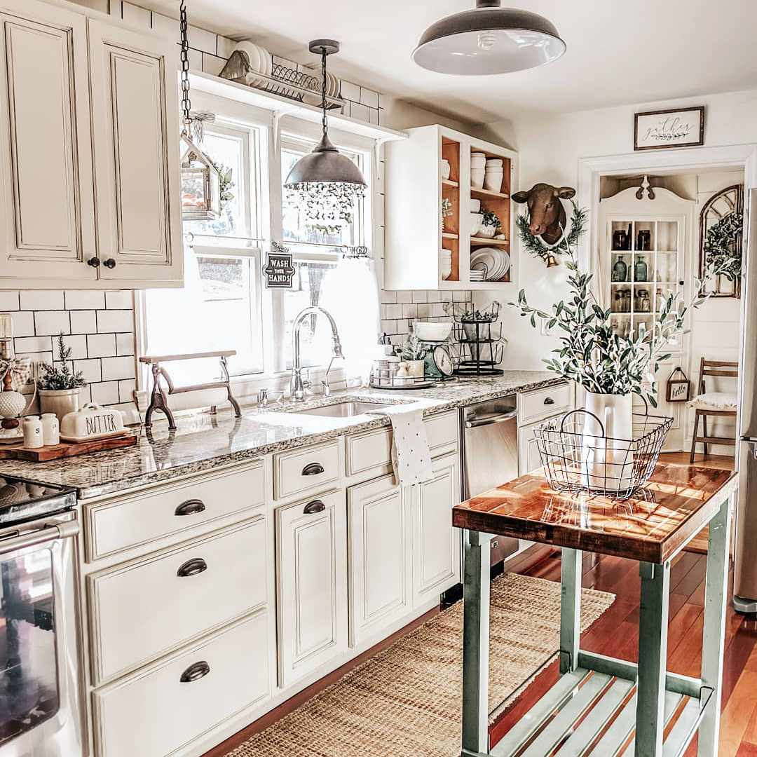 Rustic Kitchen Islands You Ll Want To Try