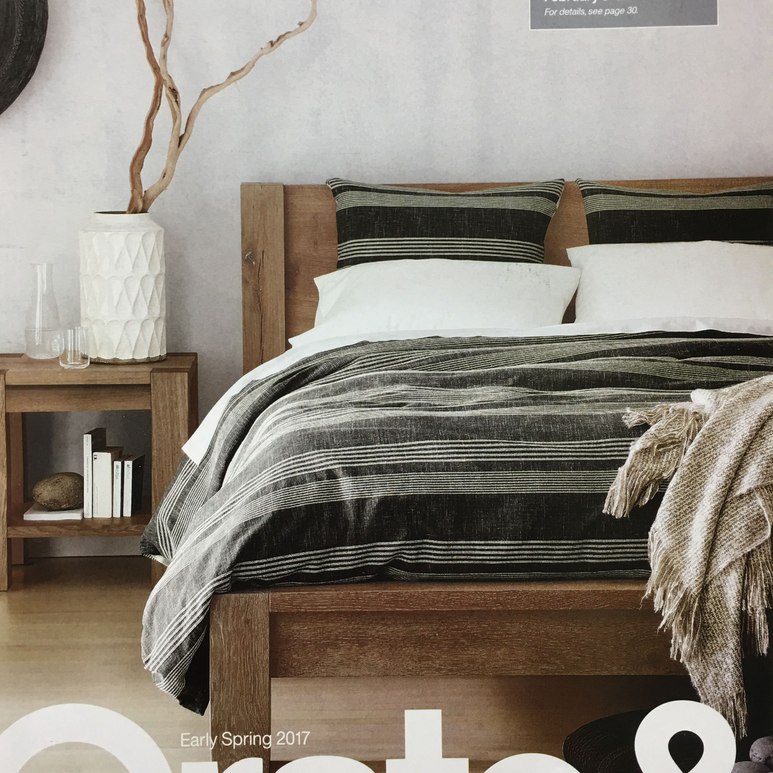 Picture Of A Free Home Decor And Furniture Catalog From Crate Barrel