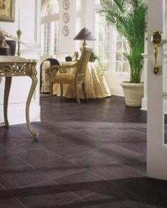 Dupont Black Slate Laminate Flooring