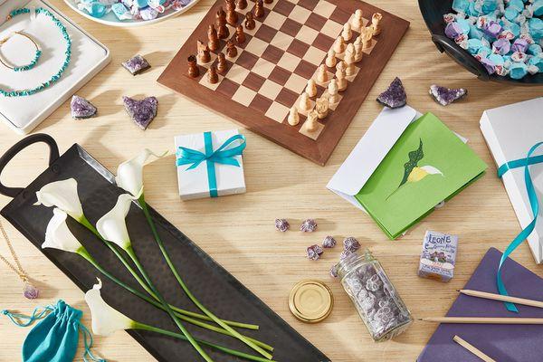 Sixth wedding anniversary gift ideas