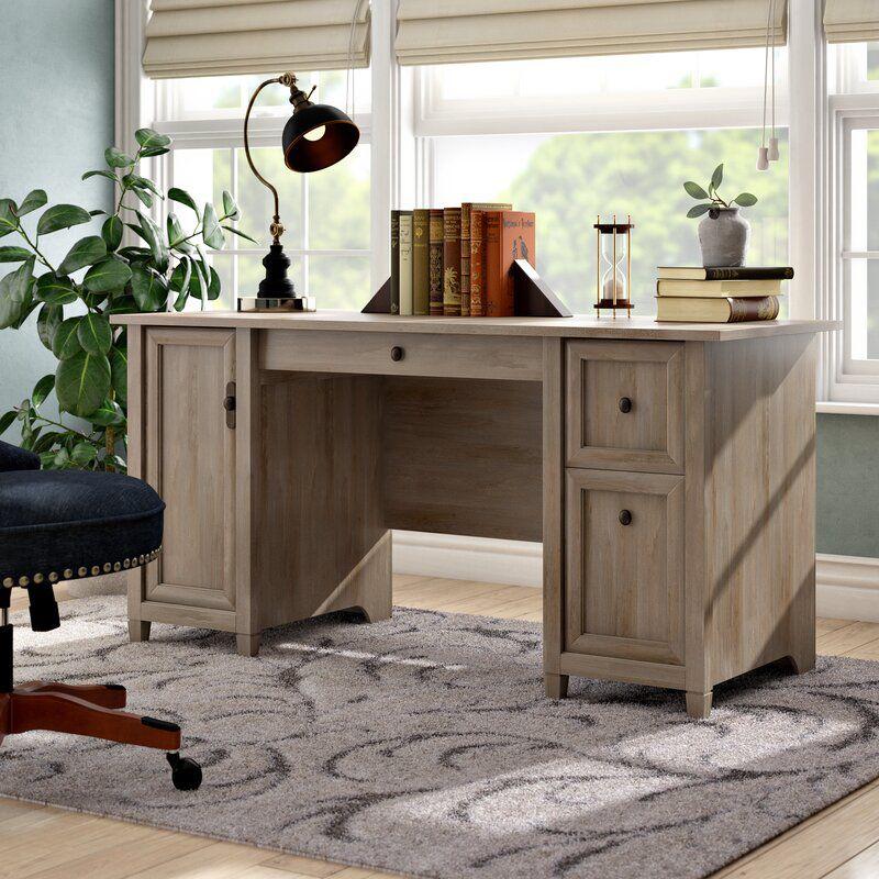 Three Posts Lamantia Desk