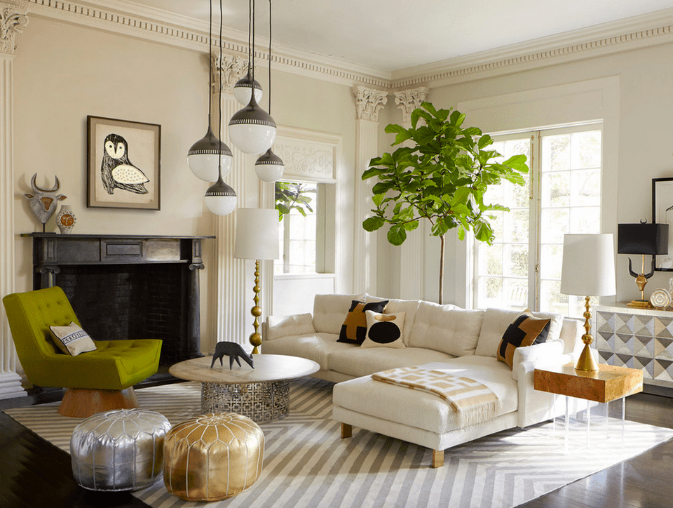 15 beautiful living room lighting ideas lighting a living room aloadofball Image collections