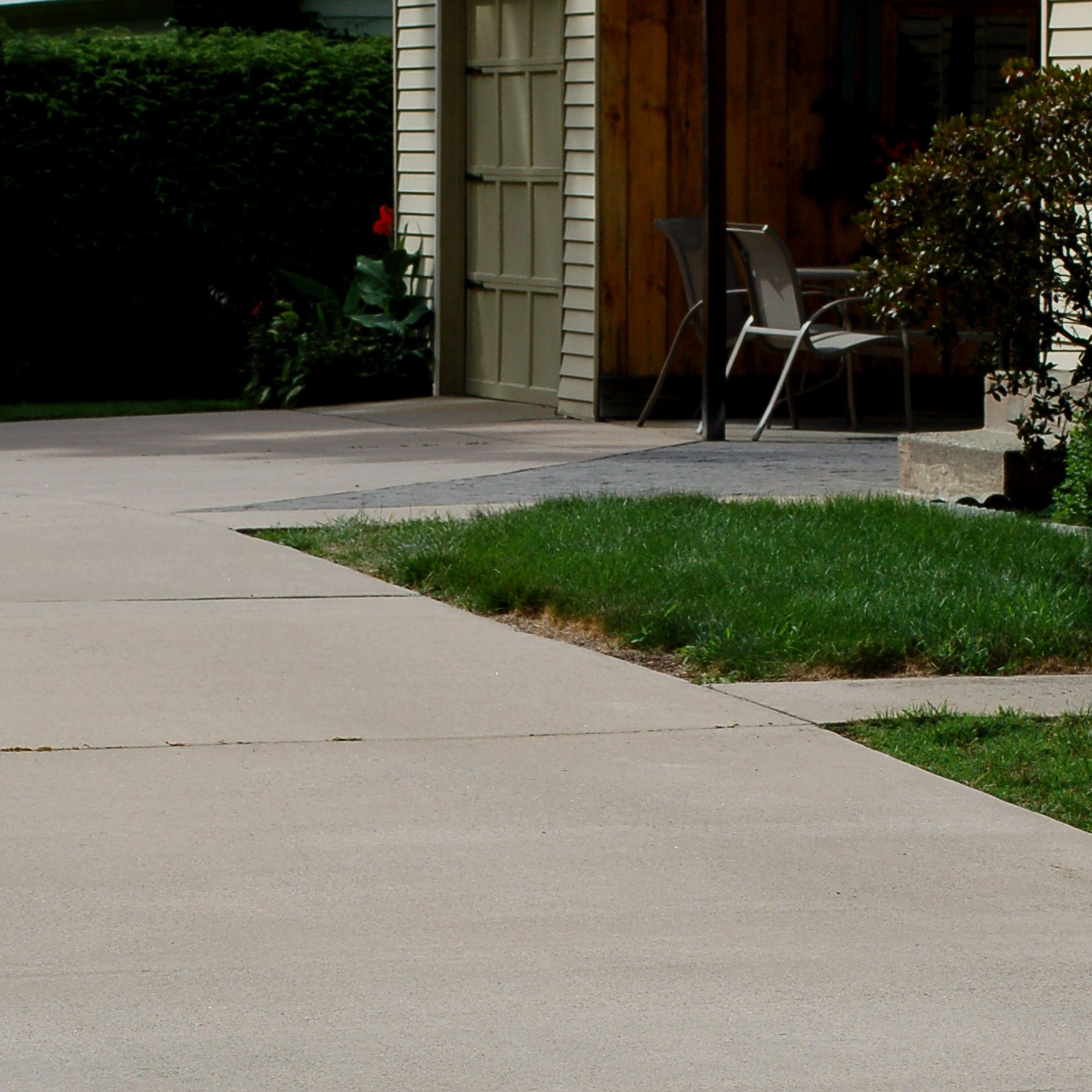 Curing Concrete: Prevent Cracks With Plastic Covering