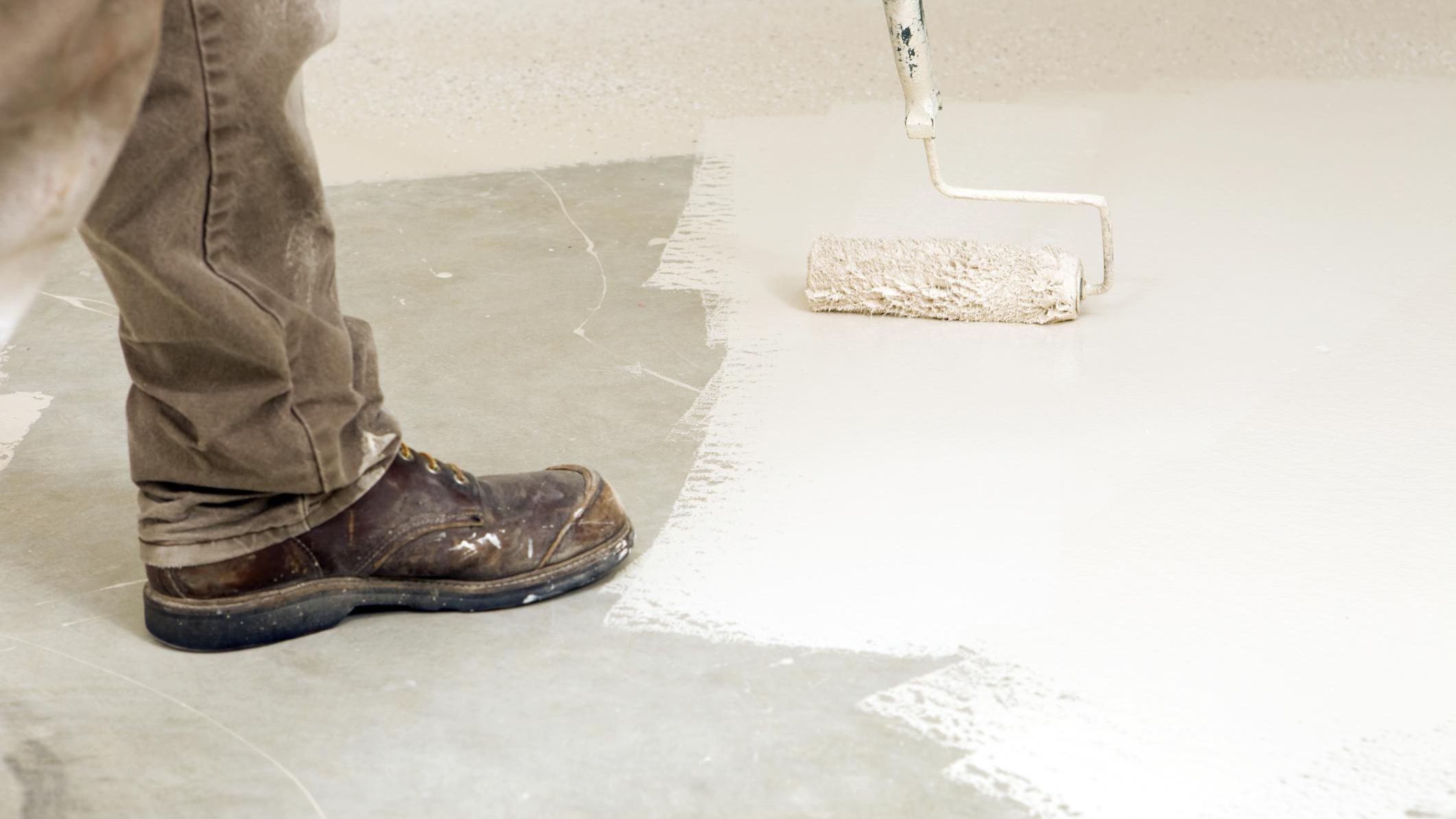 How To Ly Garage Floor Paint Like A Pro