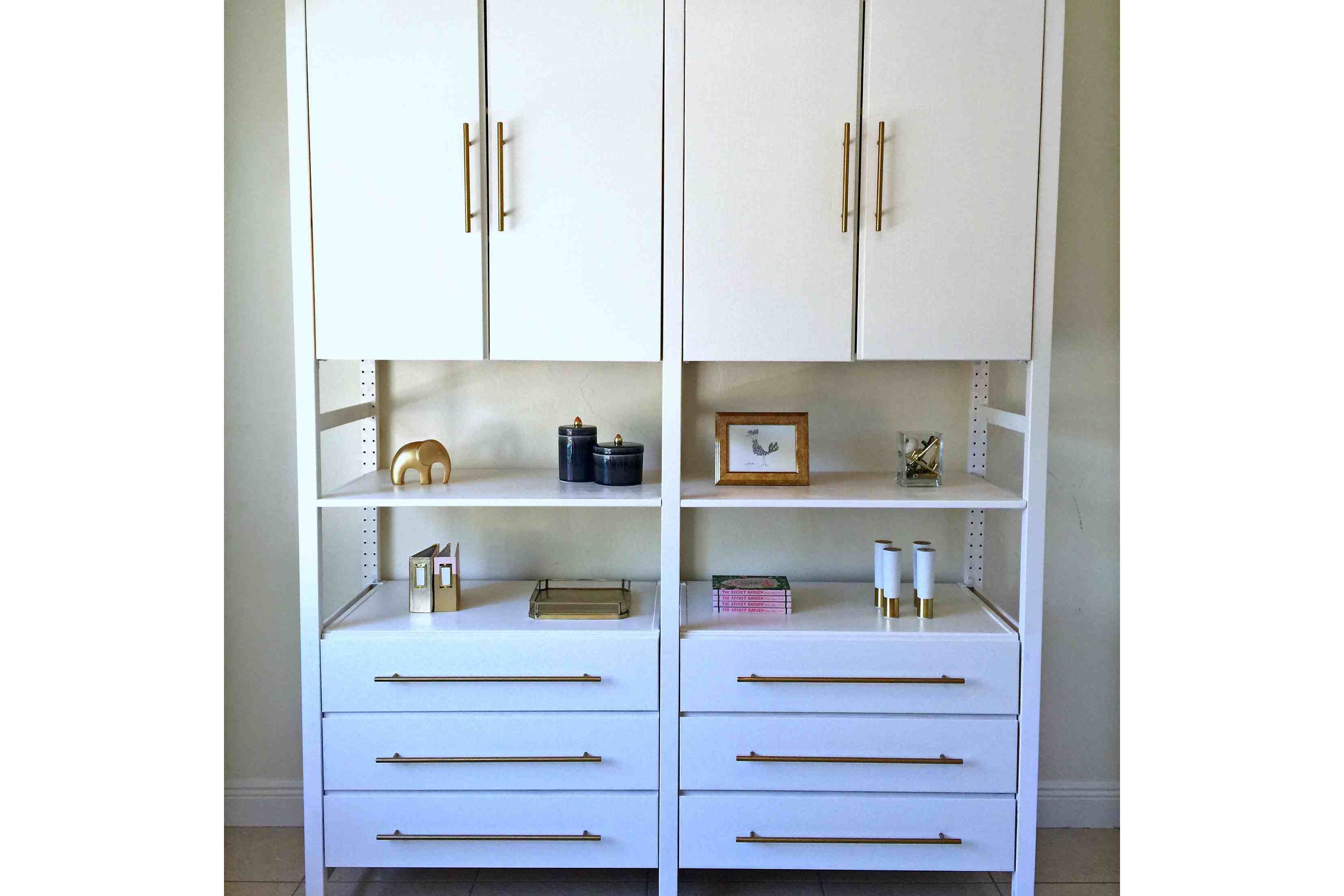 Elegant Clean Room Storage Cabinets