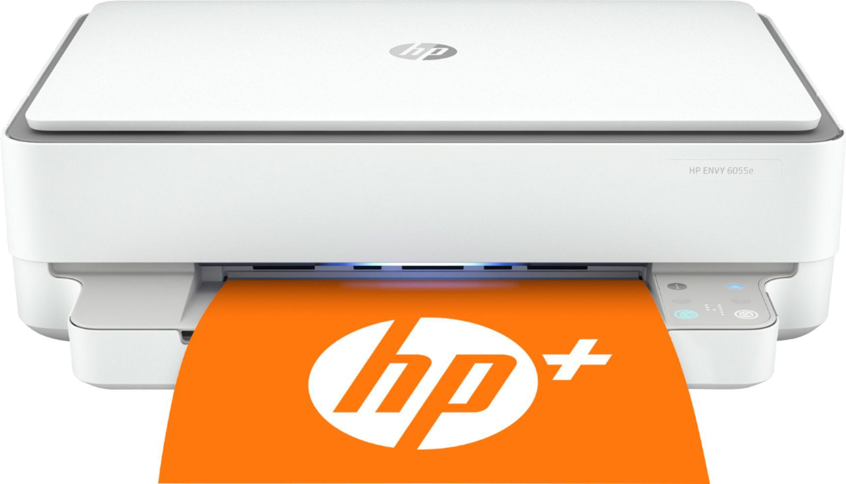 HP - ENVY 6055e Wireless Inkjet Printer