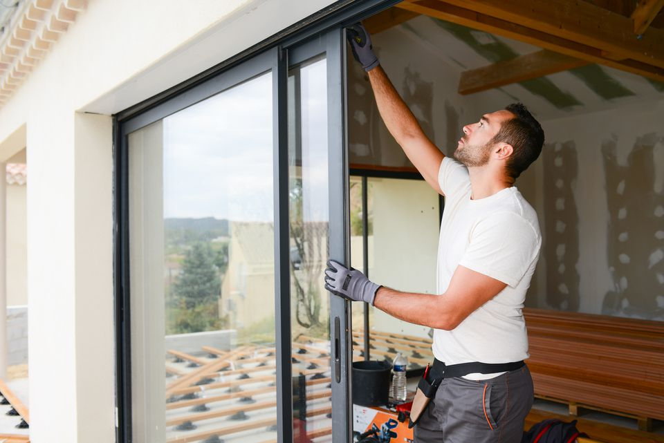 Installing bay window