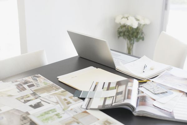 Planning an interior design project