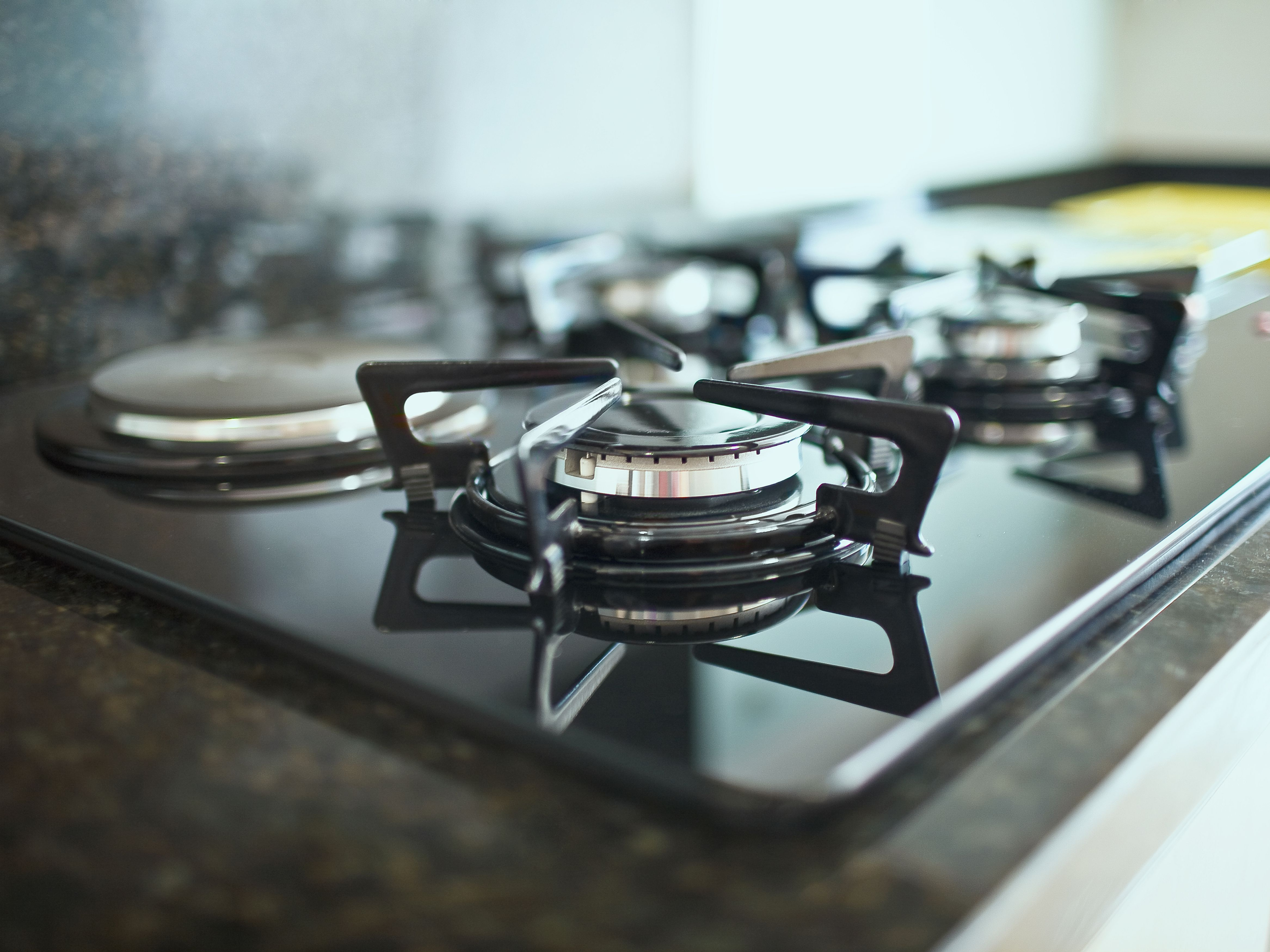 How to Turn Off the Gas to a Stove at the Shutoff Valve