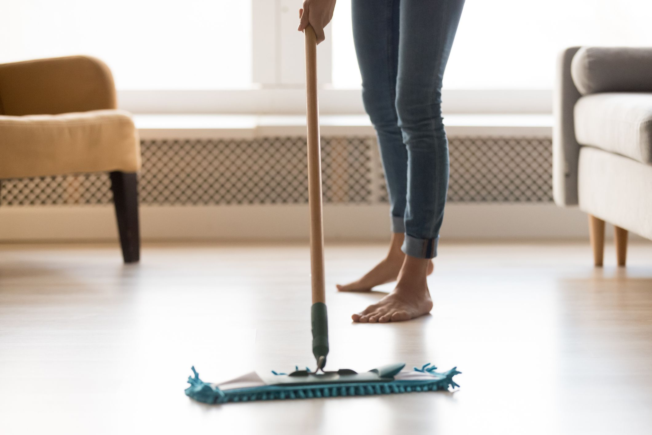 Floor Cleaner Diy Laminate