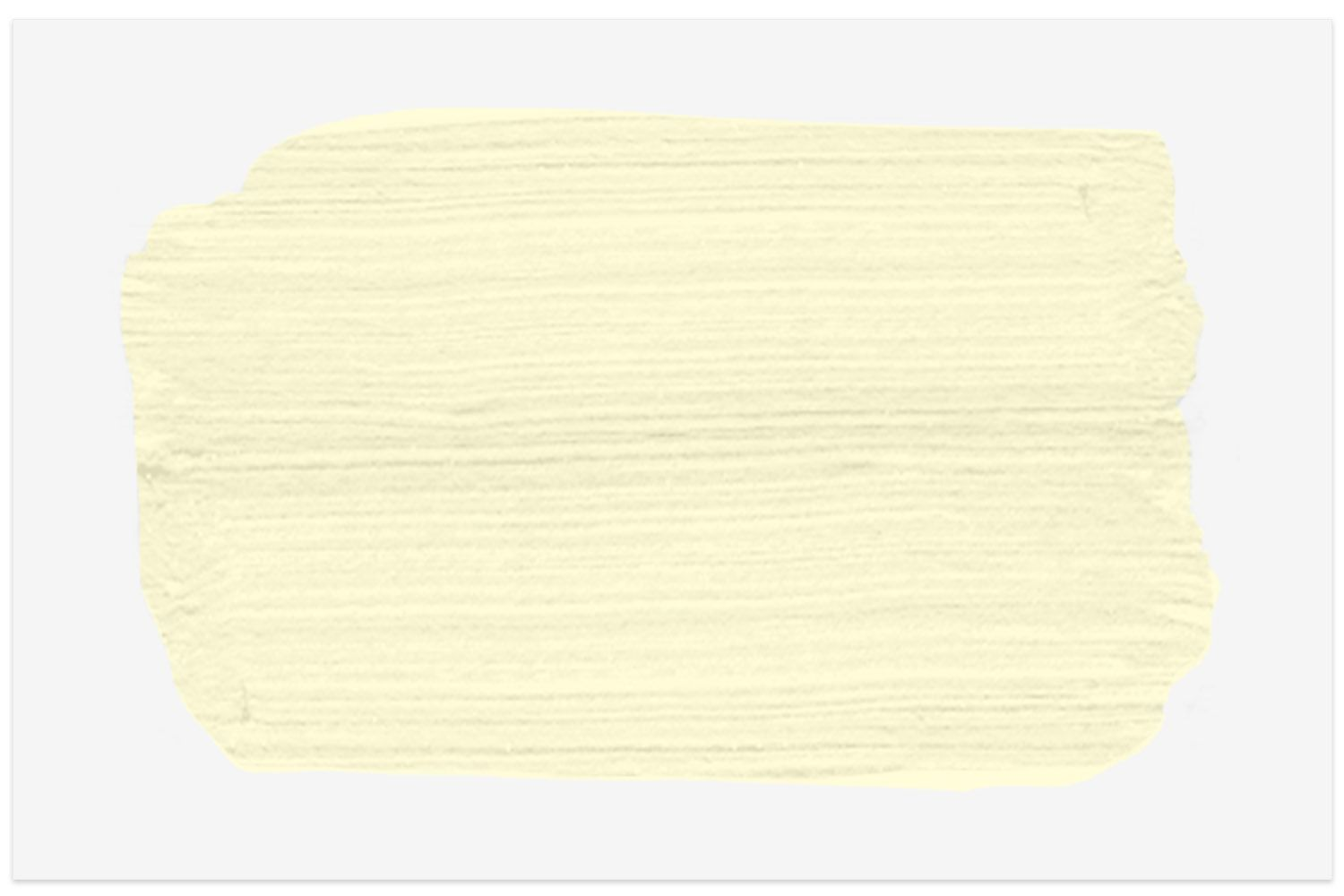 Pale Yellow, Pale Blue paint swatch