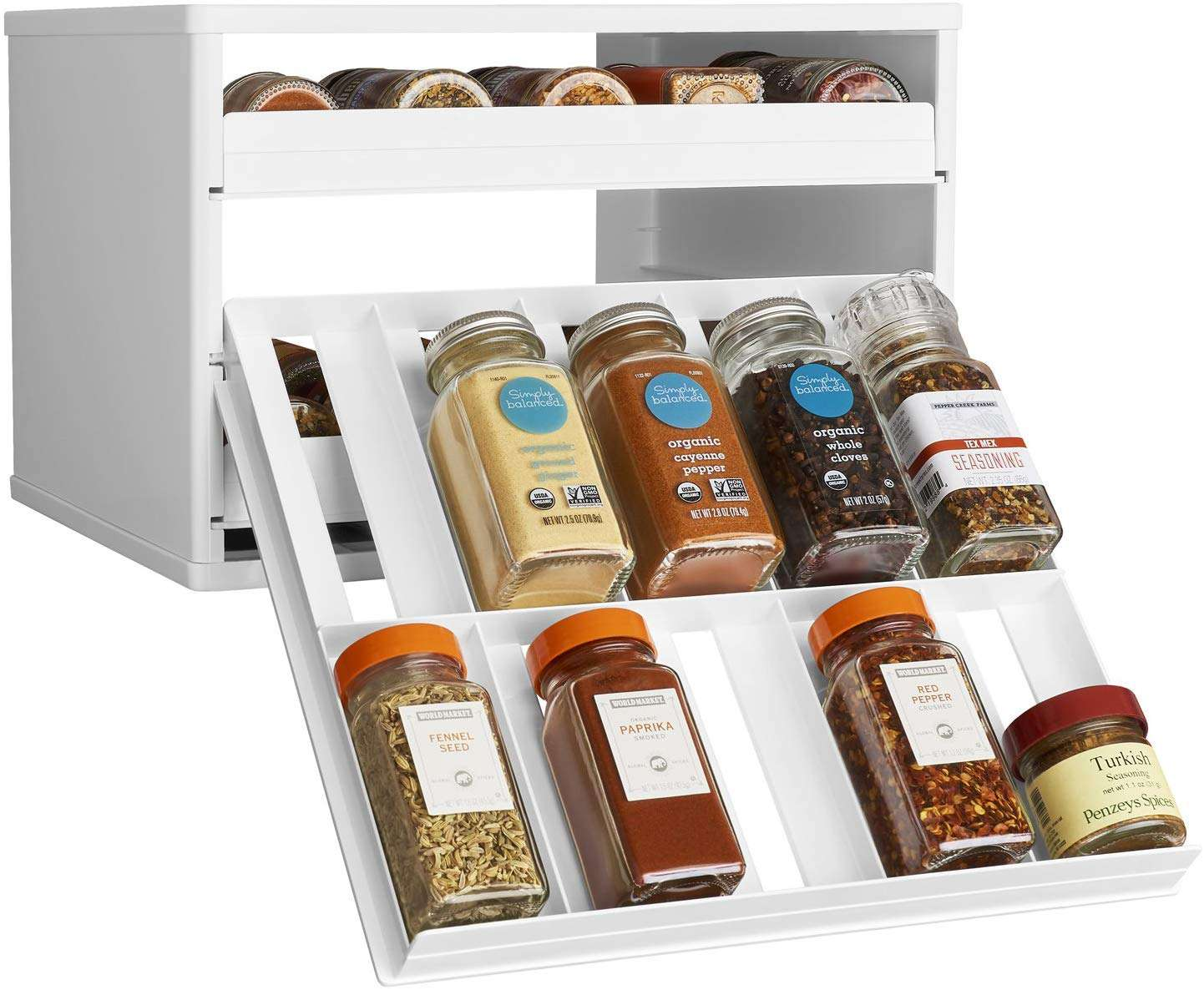 The 9 Best Spice Racks Of 2021